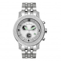 Mens JoJo Joe Rodeo 2000 Diamond Watch 1.50ct