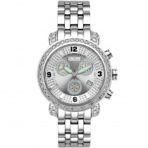 Mens JoJo Joe Rodeo Classic Diamond Watch 2.50ct