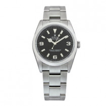 Mens ROLEX Oyster Watch Perpetual Explorer