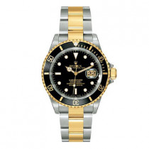 Mens ROLEX Oyster Watch Perpetual Submariner Two-Tone