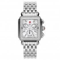 Michele Deco Day Diamond Ladies Watch MWW06P000099