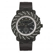 New Joe Rodeo Watches:  Junior Diamond Watch 4.25 Black