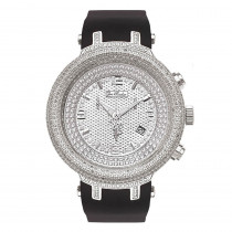 Pave Diamond Watch: Joe Rodeo Master 6.50ct