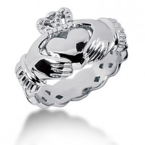 Platinum Men's Wedding Ring