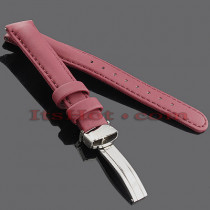 Polyurethane Watch Bands for Joe Rodeo Watches 16mm Burgundy