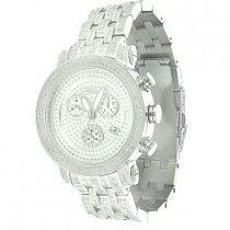 Real Diamond JOJO Watch Diamond Band 6.65ct