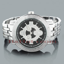 Techno Master Watches: Mens Diamond Watch 0.12ct