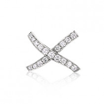 Tiffany & Co Jewelry: Tiffany & Co  Platinum Diamond Brooch 1.90ct