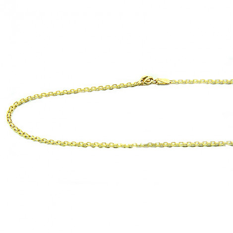 14K Gold Bismarck Chain 16in-24in, 2mm Main Image
