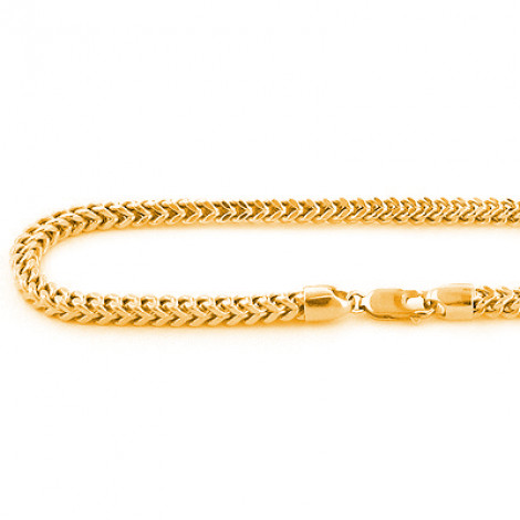 14k Solid Yellow Gold Franco Chain 4mm 24-40in 14k-solid-yellow-gold-franco-chain-4mm-24-40in_1