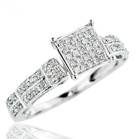 Affordable Diamond Engagement Ring 0.63ct 10K Gold affordable-diamond-engagement-ring-063ct-10k-gold_1