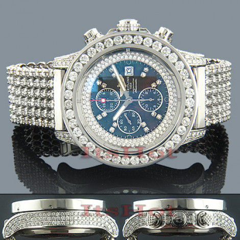Breitling Watches Breitling Super Avenger Diamond Watch for Men Main Image