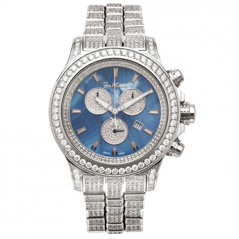 Iced Out Watches Mens Joe Rodeo Diamond Watch 26.70ct Main Image