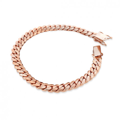 Rose Gold Miami Cuban Link Colossal Chain Bracelet 14K 14.5mm 7.5-9in rose-gold-miami-cuban-link-colossal-chain-bracelet-14k-145mm-75-9in_1