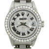 Diamond Bezel & Face Watches Rolex Datejust Ladies Diamond Watch 2.5ct