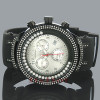 Diamond Watches Joe Rodeo Master Diamond Watch 2.20ct