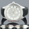 Ice Time Diamond Double Decker Watch 0.75ct White MOP
