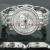 VS Diamond Benny and Co Watch Mens 20.25ct. Full Ice