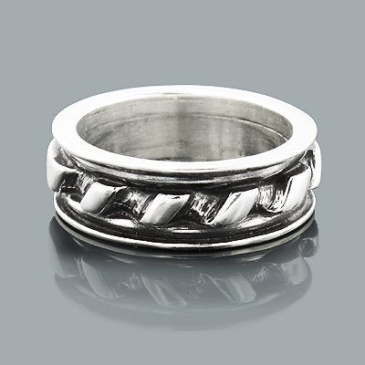 Designer Sterling Silver Rings: Handmade Jewelry Piece Designer Sterling Silver Rings: Handmade Jewelry Piece