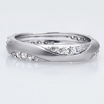 over name sterling wedding band diamond gold accent ladies bands