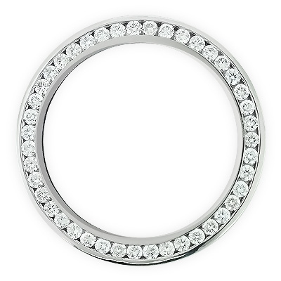 Diamond Bezel for Breitling Super Avenger  6 ct Custom Made Watch Bezels diamond-bezel-for-breitling-super-avenger-6-ct-custom-made-watch-bezels_1