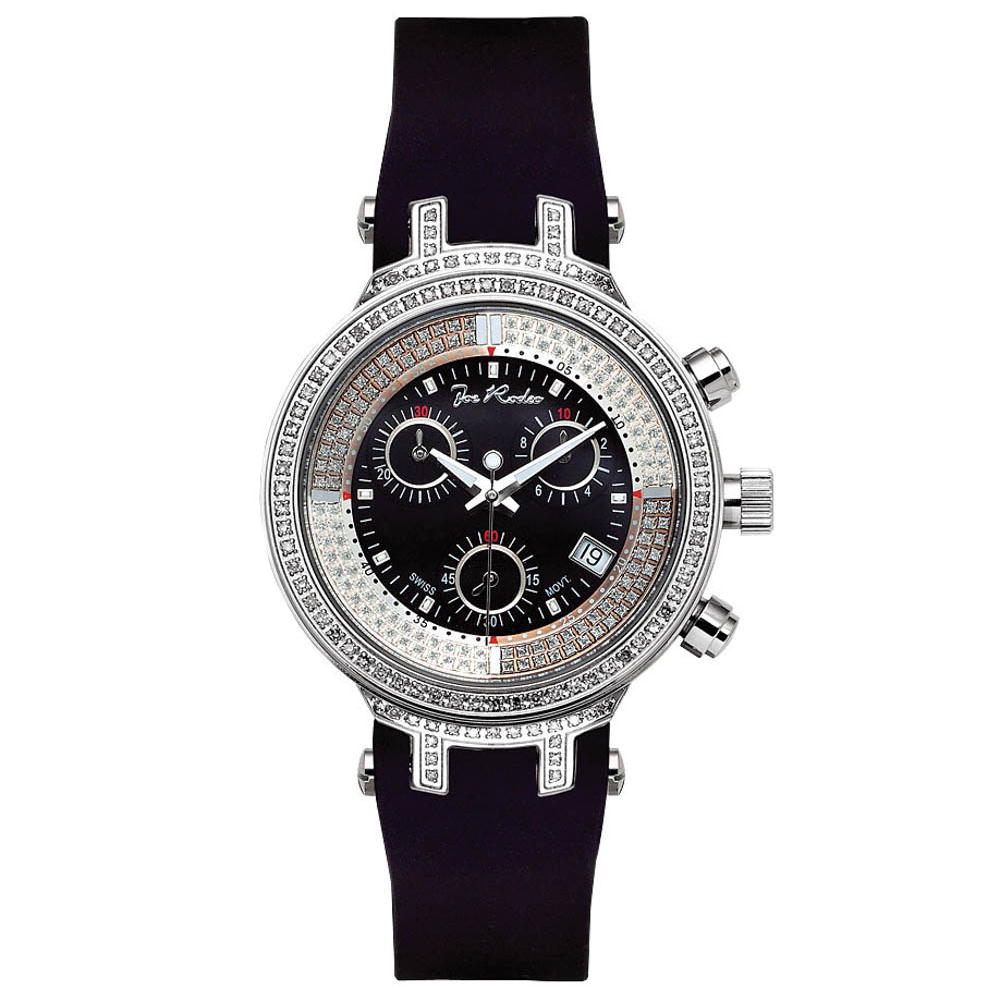 Diamond Ladies JOJO Watch 0.90ct - Master Lady Main Image