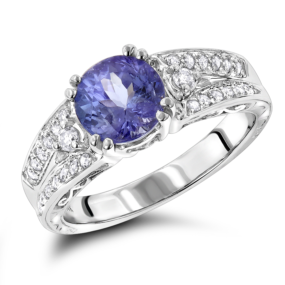 tanzanite wedding rings the engagement promise choosing perfect