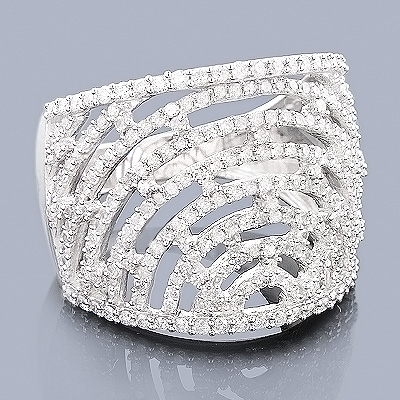 Fashion Diamond Ring 1.25 Main Image