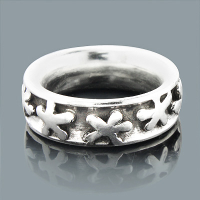 Handcrafted Silver Jewelry: Designer Ring Handcrafted Silver Jewelry: Designer Ring