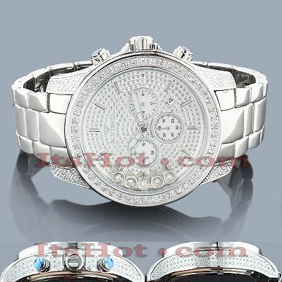 ICE TIME Mens Diamond Watch 2.50ct ICE TIME Mens Diamond Watch 2.50ct