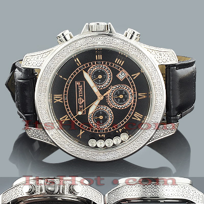 Ice Time Watches: Mens Diamond Watch 0.50ct Main Image