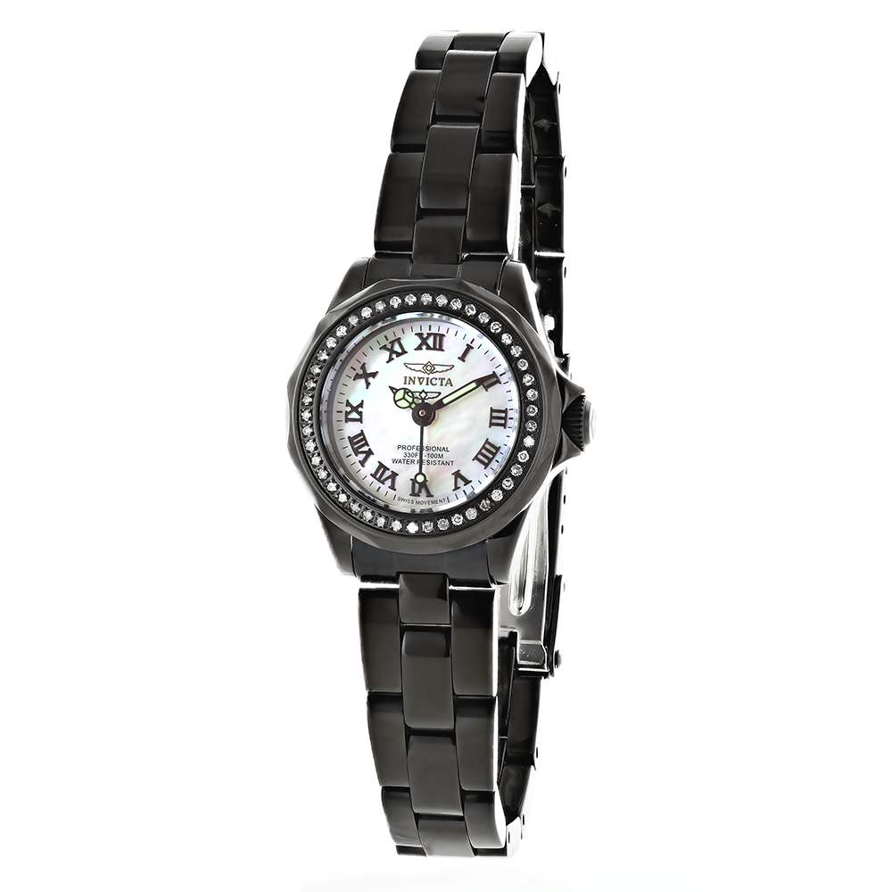 Invicta Diamond Watch 0.52ct Ladies