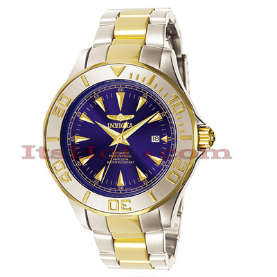 INVICTA WATCHES MENS OCEAN GHOST III BLUE DIVER 7038 INVICTA WATCHES MENS OCEAN GHOST III BLUE DIVER 7038