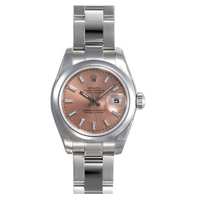 Rolex Watch Women Silver