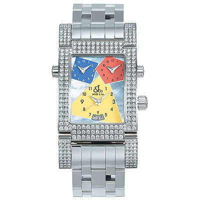 Jacob Co Capri Diamond Watch Jacob Co Capri Diamond Watch