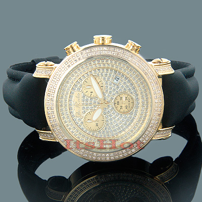 Joe Rodeo Diamond Watch 1.75 ctw. Classic Yellow Gold Main Image