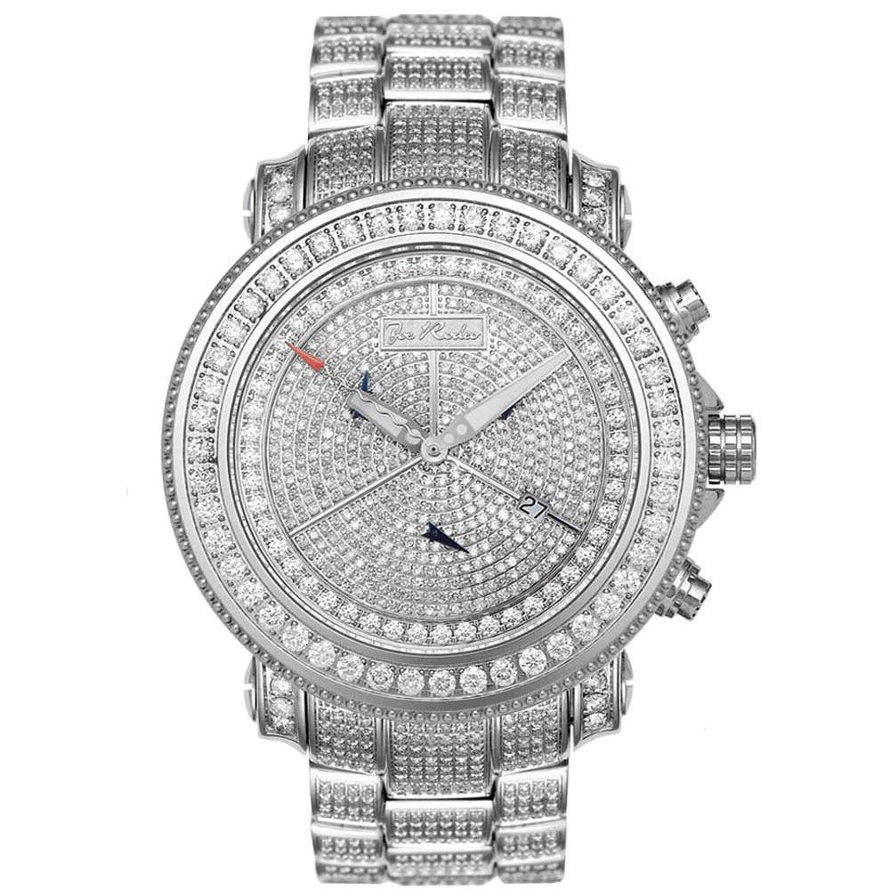 Joe Rodeo Diamond Watch Iced Out 17.25ct Super Junior Main Image