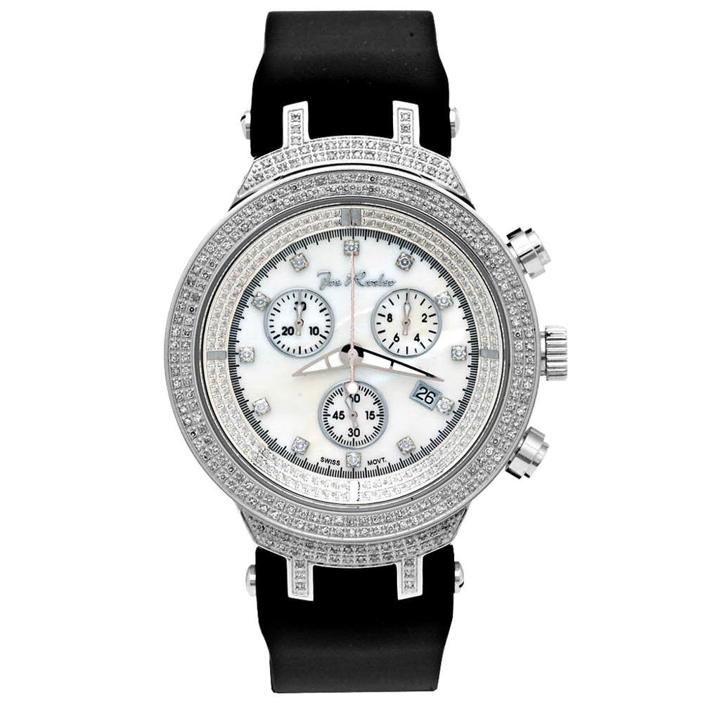 Joe Rodeo Diamond Watches JoJo Master Watch 2.20ct Main Image
