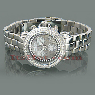 Joe Rodeo JoJo Ladies Diamond Watch 3.00ct Rio Main Image