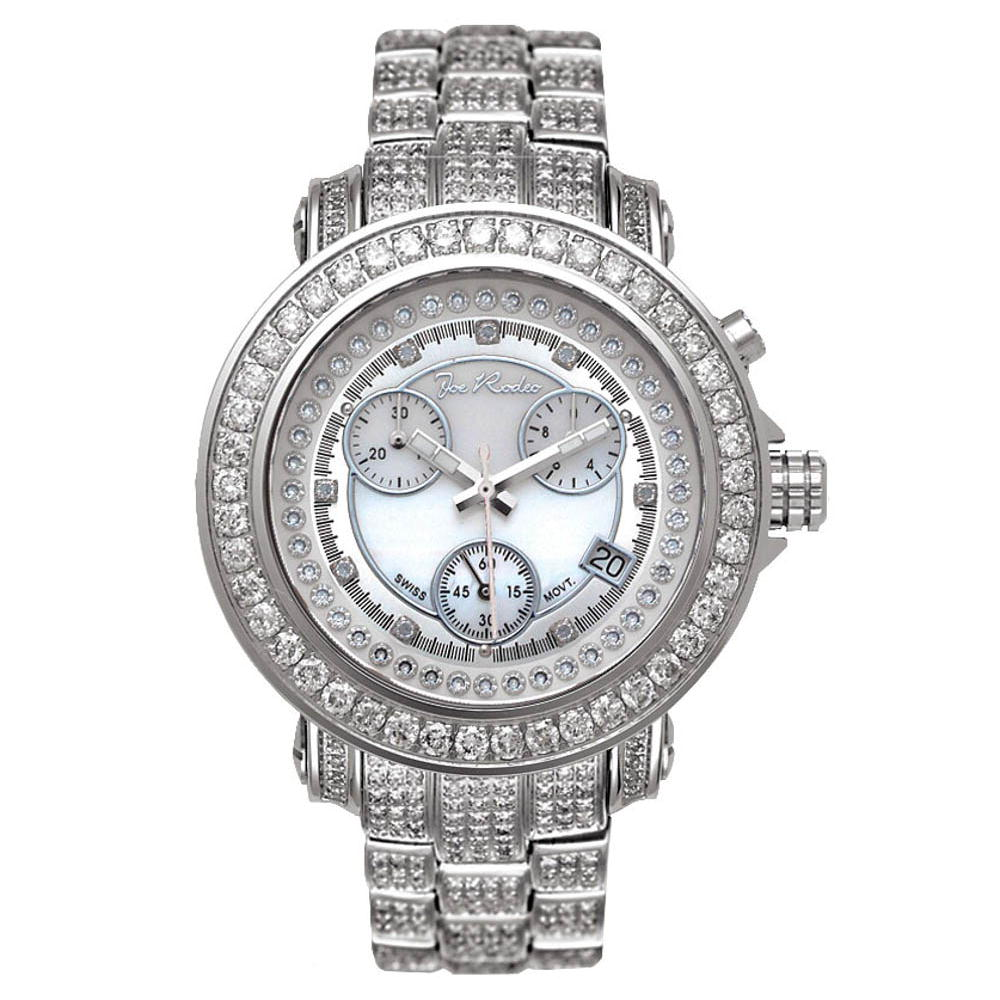 Joe Rodeo JoJo Rio Womens Diamond Watch 9.50ct Main Image