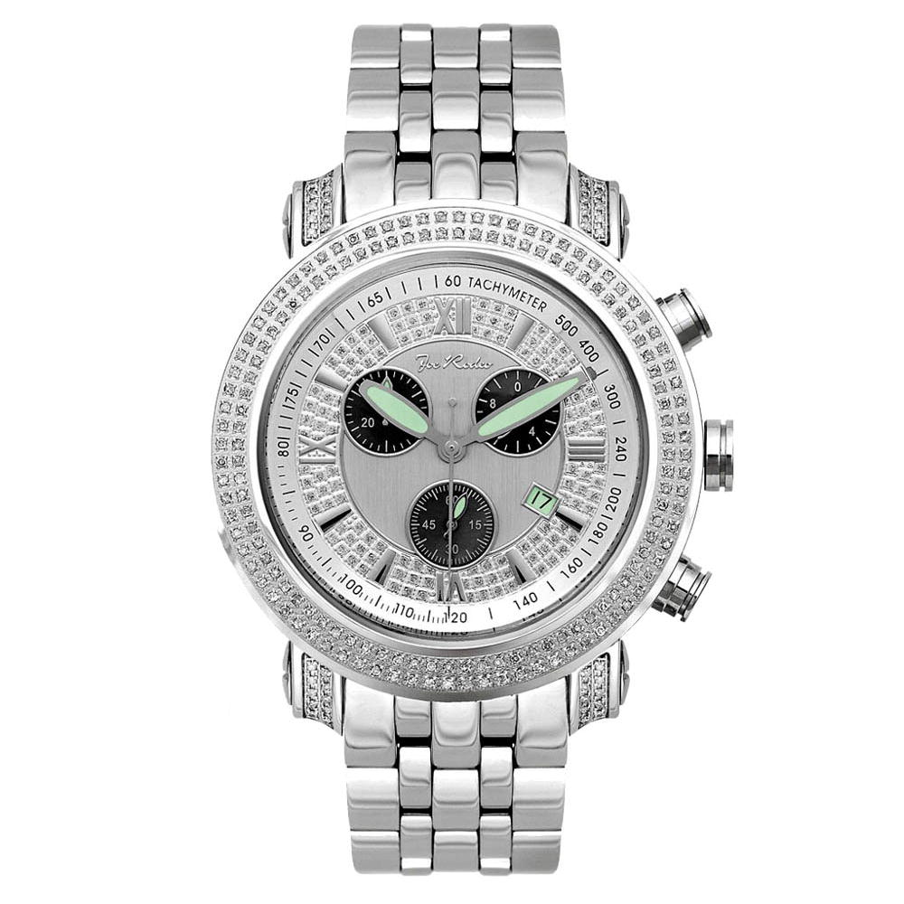 Joe Rodeo Jojo Tyler Men's Diamond Watch 2.00 ctw. Main Image