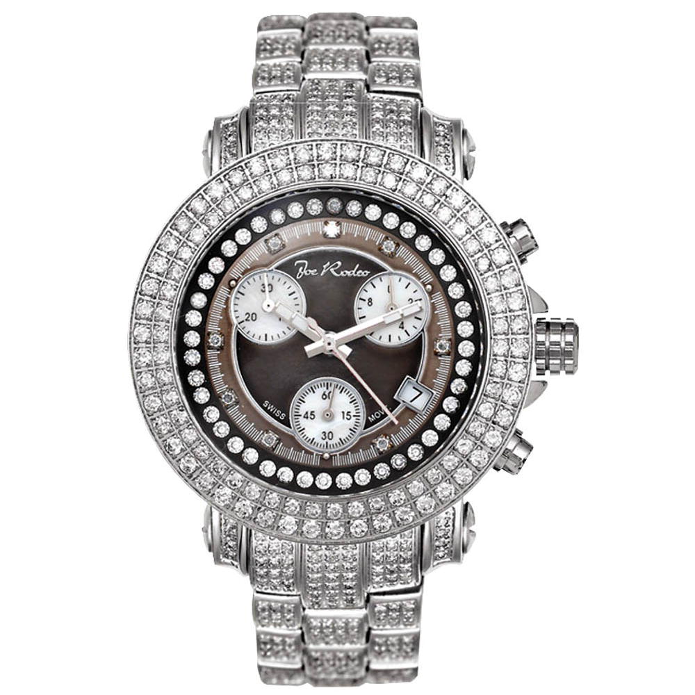 Joe Rodeo JoJo Womens Diamond Watch 10.00 ct Rio Main Image