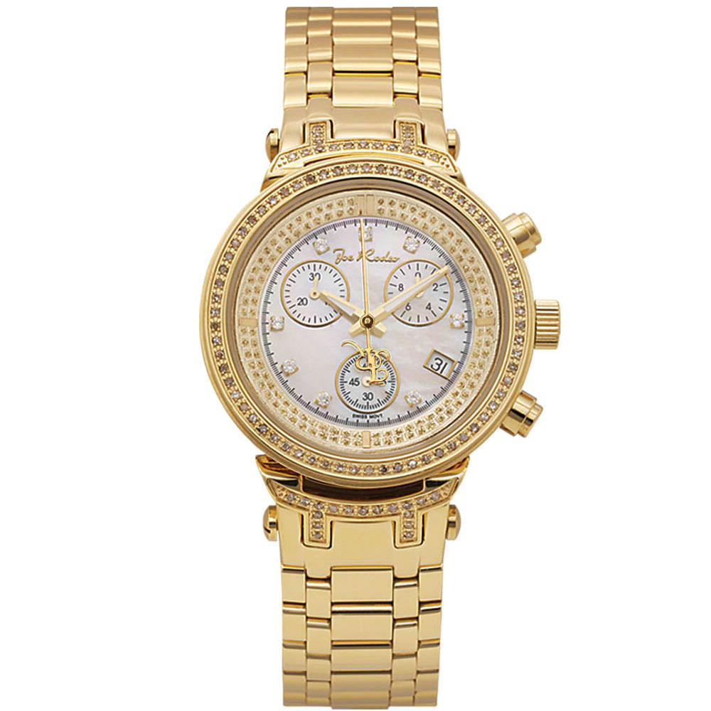 Joe Rodeo Ladies Master Diamond Watch 0.90ct Main Image