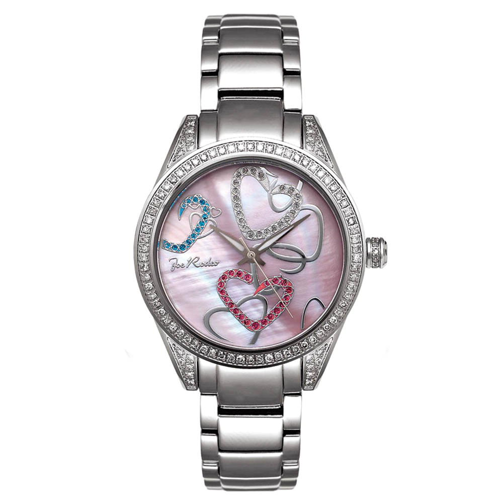 Joe Rodeo Secret Heart Ladies Diamond Watch 1.60ct Main Image