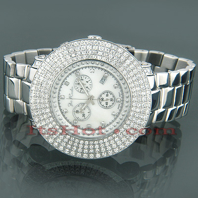 Joe Rodeo Watch JoJo Diamond Watch 9.00ct Junior Main Image