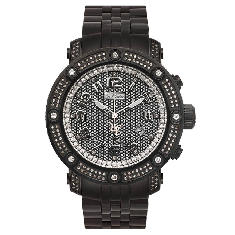 Joe Rodeo Watches: Apollo Mens Diamond Watch 1.70ct Main Image