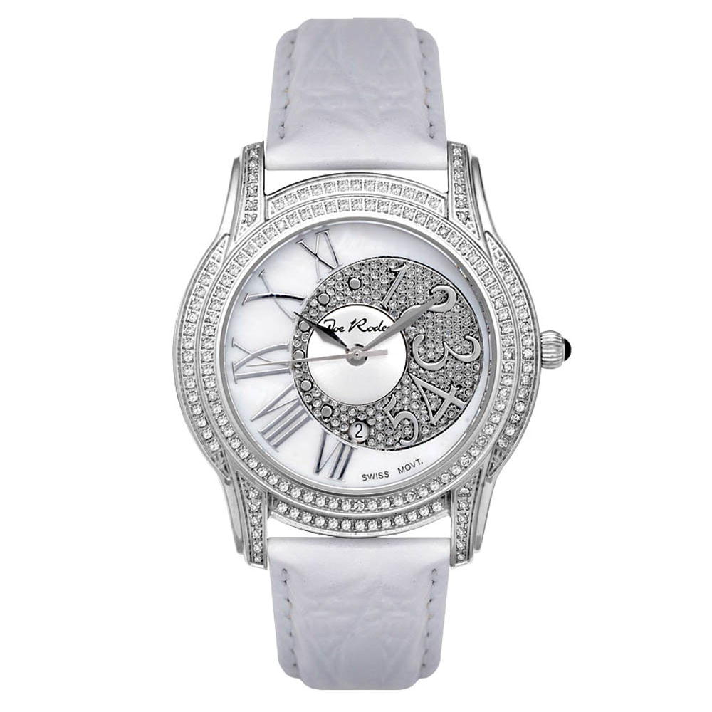Joe Rodeo Watches Beverly Ladies Diamond Watch 1.35ct Main Image