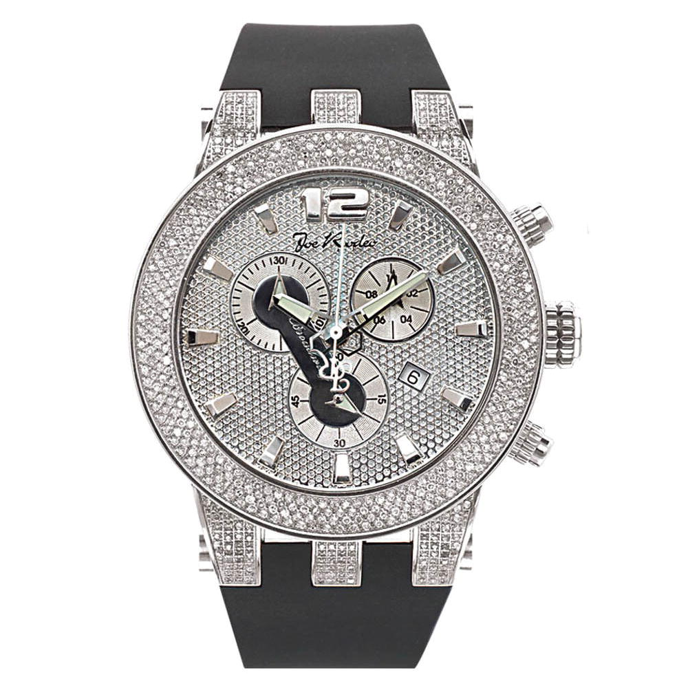 Joe Rodeo Watches: Broadway Mens Diamond Watch 5ct Main Image