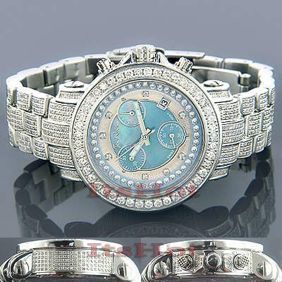 Joe Rodeo Watches JoJo Ladies Diamond Watch 9.50ct Rio