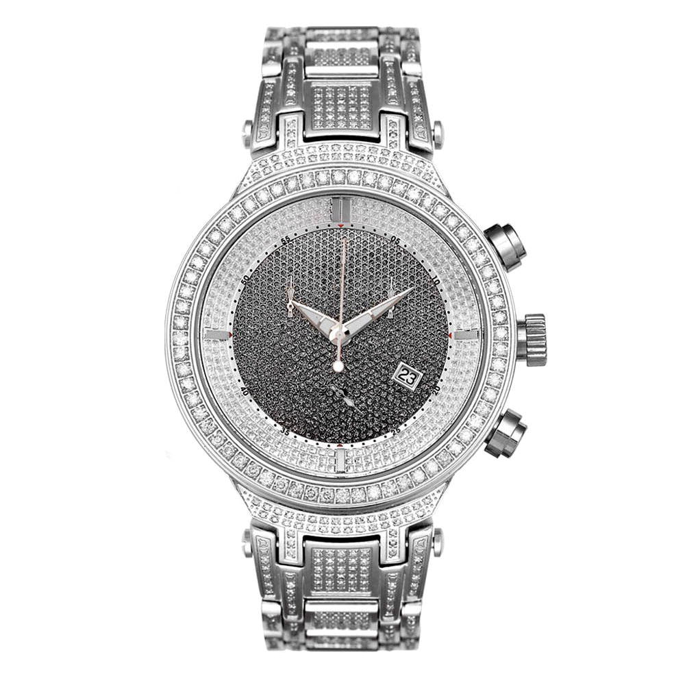 Joe Rodeo Watches JoJo Master Diamond Watch 7.35 Mens Main Image